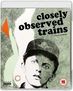 Closely Observed Trains Blu Ray
