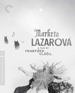 Marketa Lazarova Blu Ray