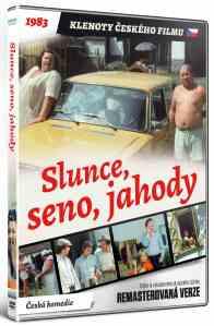 Slunce seno jahody DVD