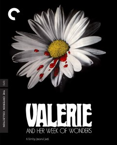 Valerie and Her Week of Wonders Blu Ray