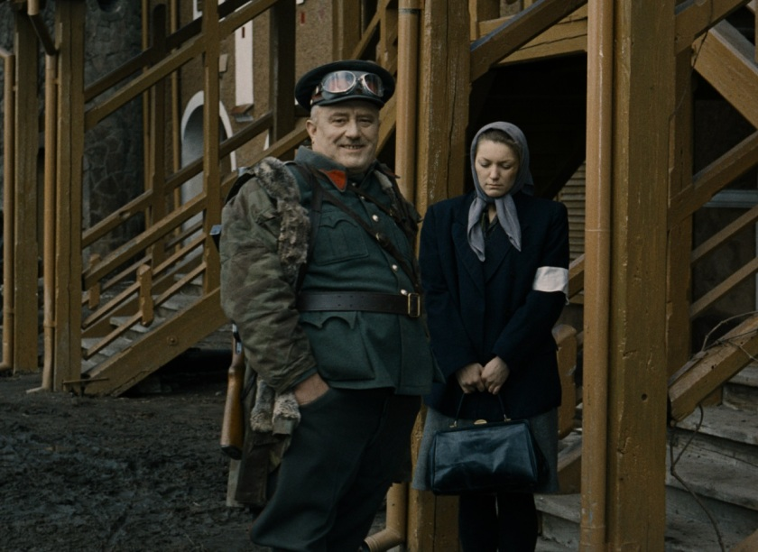 Jan Vostrcil with Cerna in Adelheid