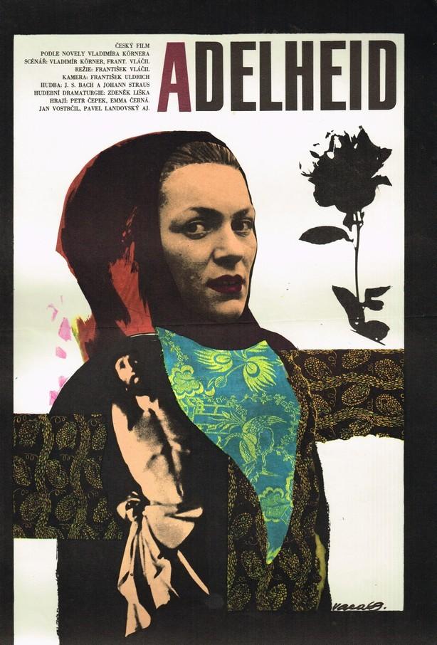Adelheid Poster 1969