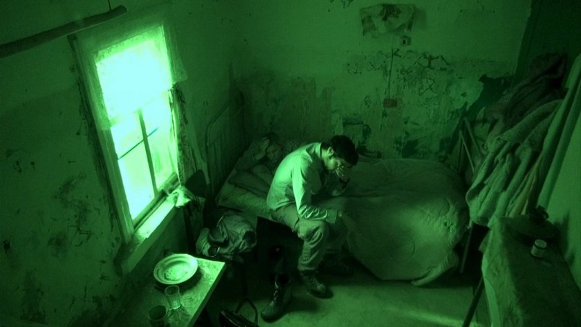"""Found footage horror """"Ghoul"""" by Petr Jakl"""