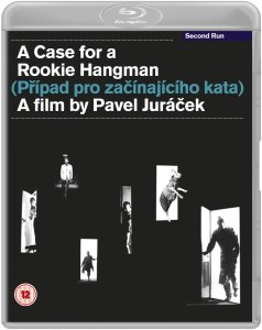 Case for a Rookie Hangman Blu Ray