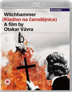 Witchhammer Blu Ray