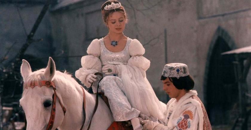 Cinderella as fairytale princess