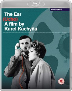 The Ear Blu Ray