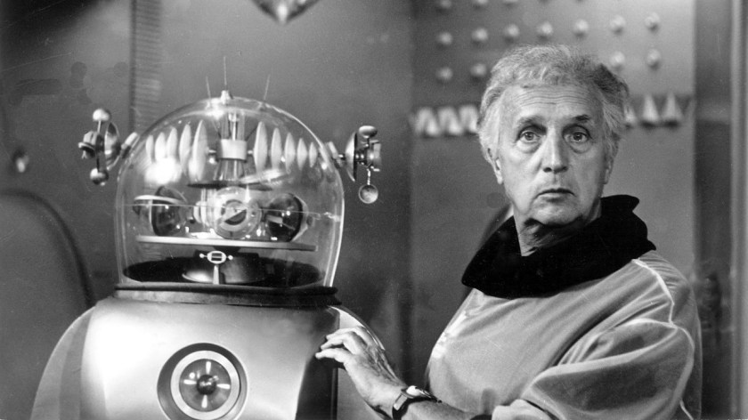 Ikarie XB-1 robby the robot rip off