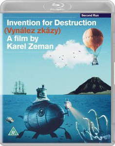 Invention for Destruction Blu Ray