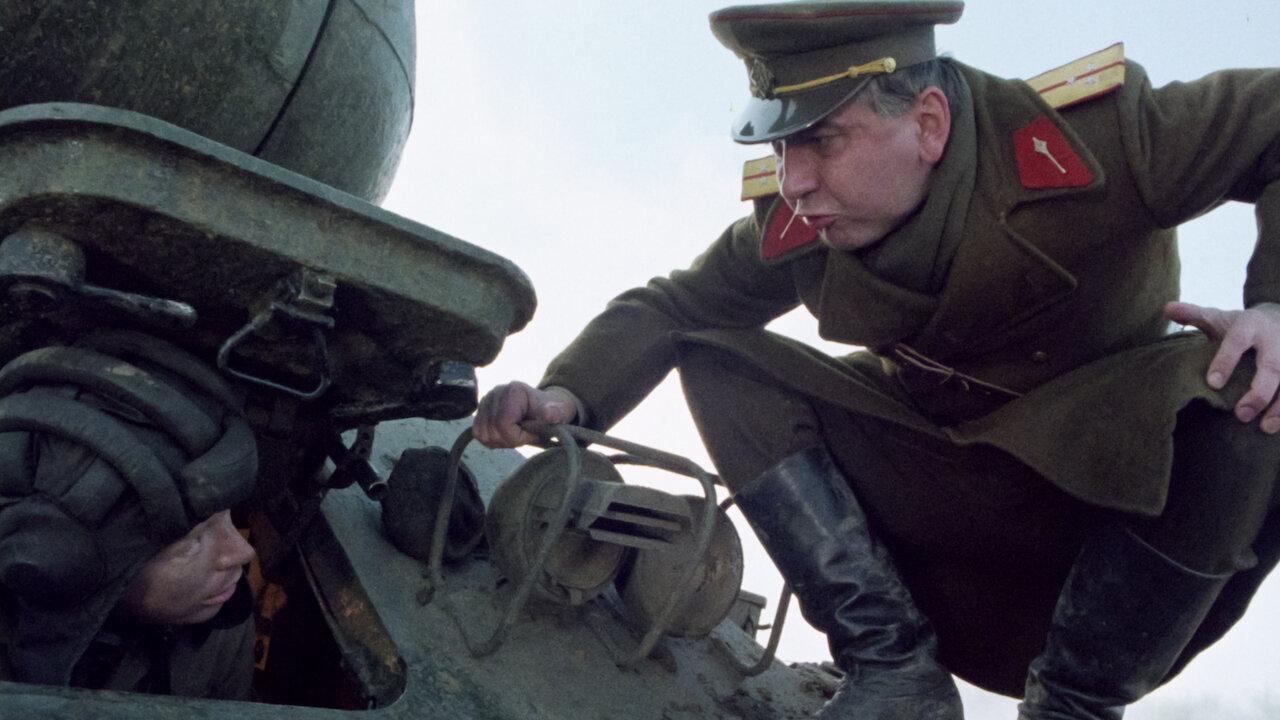 Miroslav Donutil in Tankový Prapor